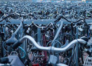 case fietsenstalling
