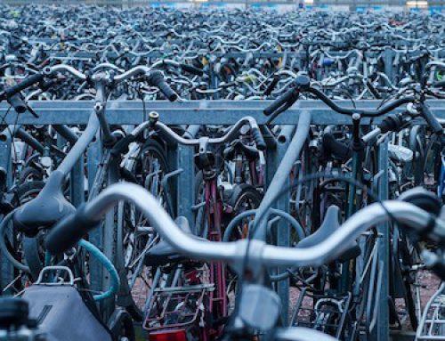 Gemeente 's-Hertogenbosch: fietsenstalling-bezettingssysteem