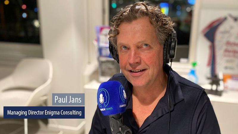 Paul Jans Enigma Consulting